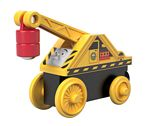 Kevin the Crane - Thomas and Friends(TM) Wooden Railway -- Yellow