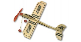 Guillows, Jetstream Balsa Plane