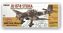 Guillows, JU 87B Stuka