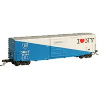 PS-1 50' Boxcar w/9' Youngstown Door - Ready to Run -- Delaware & Hudson #50058 (