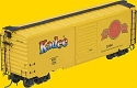 Collector's Series 40' PS-1 Boxcar w/Scale Couplers -- 2006 Anniversary,Celebrating 60 Years