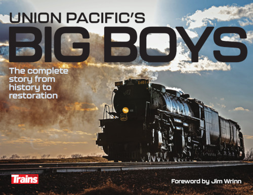 Kalmbach Union Pacific's Big Boys (Softcover)