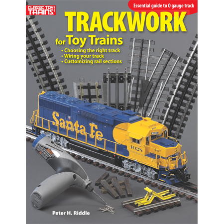 Trackwork for Toy Trains
