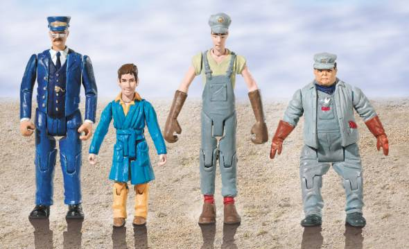 O Polar Express Figures #1 (4)