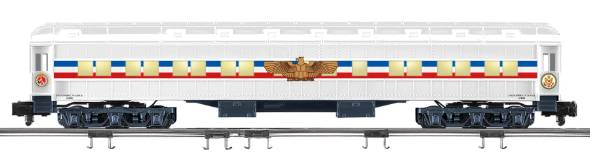 American Freedom Train Display Car #3510