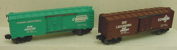 6464 Boxcar Overstamp 2/