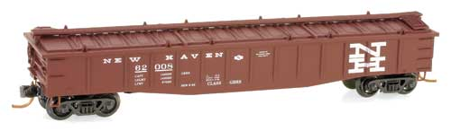 Micro-Trains New Haven 50' Steel Side Gondola #62008