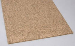 Midwest, HO/O Wide Wood Cork Sheet (Quanity Discount Available)