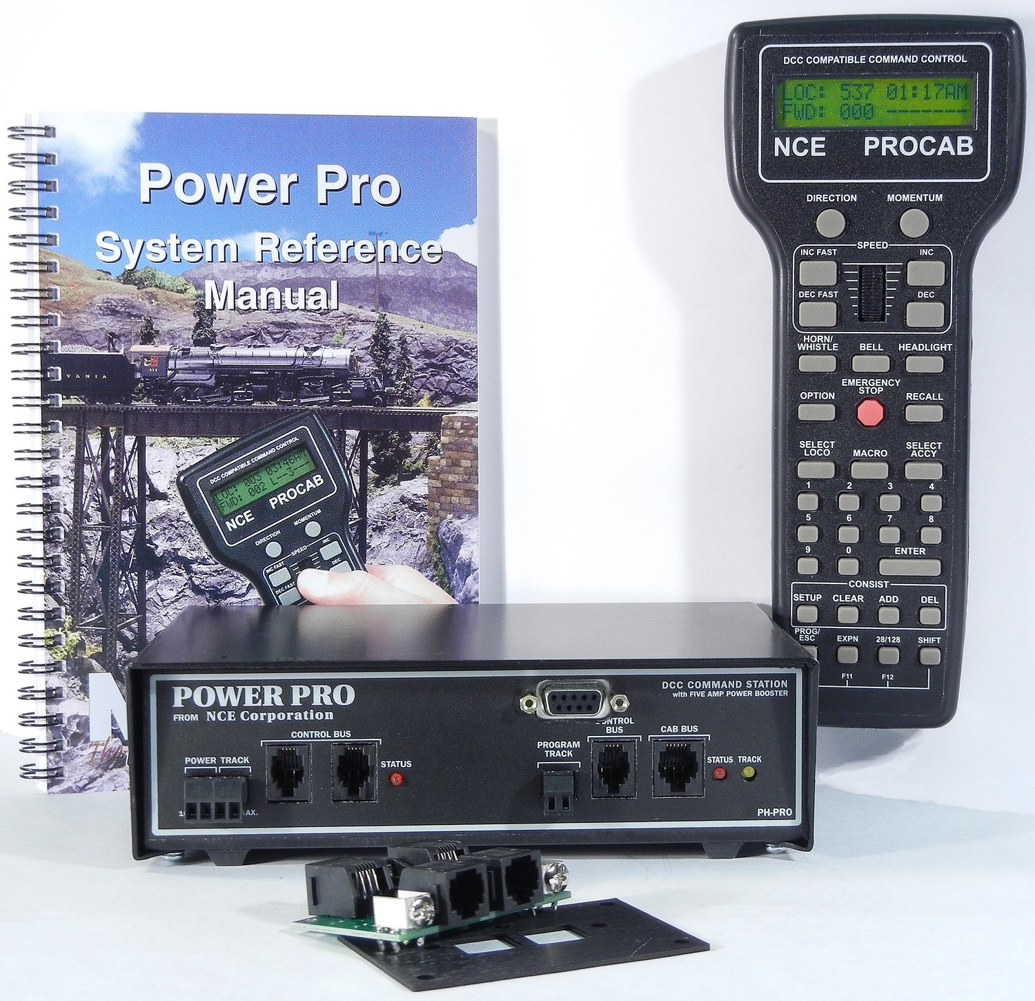 Power Pro DCC Starter Set