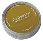 Panpastel Color Powder -- Yellow Ochre Shade