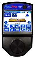 HC-2 Color Touchscreen Handheld Controller w/Direct Radio(TM) - RailPro(TM)