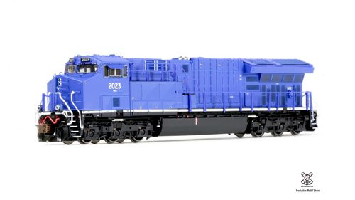 Rivet Counter N Scale GE Tier 4 GEVo ET44C4 - GECX Non-Sound (DC) #2023