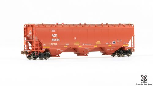 N Scale Greenbrier/Gunderson 5188 Covered Hopper - AOK #66524