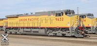 RC HO Scale DASH 9-44CW w/snd - UP #9632