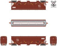 RC N Scale Gunderson 5188 Covered HopperGACX #13632