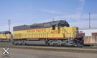 Rivet Counter HO Scale EMD SD40T-2, Union Pacific #4429