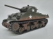 Taigen, 1/16th R/C 2.4ghz Sherman M4A3 (Metal Edition) Tank w/Airsoft