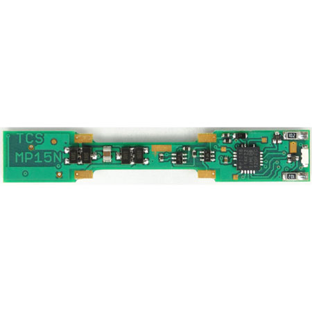 MP-15N 4-Function Drop-In DCC Decoder -- For Atlas MP15