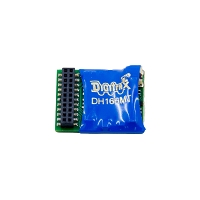 DH166MT Control Decoder w/21-pin MTC Interface -- 6 Functions, 1.5-2 Amp Peak