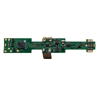 Digitrax DN163L0A Drop-In/Board Replacement DCC Control Decoder -- Fits 2011+ Version Walthers (Life-Like) PROTO N GP20 Diesel