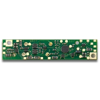 Digitrax DN166I1B Board Replacement DCC Control Decoder -- Fits Intermountain N Scale: FTB