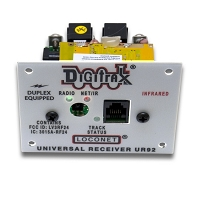 Digitrax UR92 LocoNet Duplex Transceiver Panel -- Includes Simplex IR Support