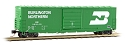N 50' Standard Box Car - Burlington Northern (BN) #329140