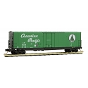 N 50' Standard Box Car w/o Roofwalk - Canadian Pacific (CP) #81038
