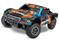 68077-4 - Slash 4X4 Ultimate Edition: 1/10 Scale 4WD Electric Short Course Truck. Ready-to-Race® with TQi Radio System and Traxxas Link Wireless Module, Low-CG chassis, Velineon VXL-3s brushless ESC (fwd/rev), and Traxxas Stability Management (TSM).