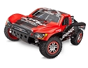 Slash 4X4: 1/10 Scale 4WD Electric Short Course Truck with TQi Traxxas Link Enabled 2.4GHz Radio System & Traxxas Stability Management (TSM)