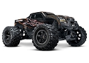 77086-4 - X-Maxx®: Brushless Electric Monster Truck with TQi Traxxas Link Enabled 2.4GHz Radio System, Velineon VXL-8s brushless ESC (fwd/rev), and Traxxas Stability Management (TSM)®
