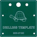 Circuitron, Tortoise Drilling Template