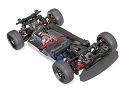 4-Tec 2.0: 1/10 Scale AWD Chassis with TQ 2.4GHz Radio System