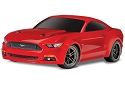 Ford Mustang GT: 1/10 Scale AWD Supercar with TQ 2.4GHz radio system - Red