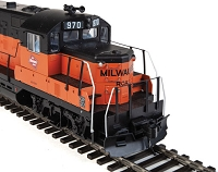 Walthers Mainline Diesel Detail Kit -- For EMD GP9 Phase II