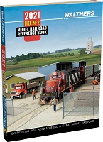 Walthers 2021 Model Railroad Reference Book