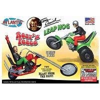 Atlantis Models Tom Daniel Leap Hog ATV Motorcycle Snap Model