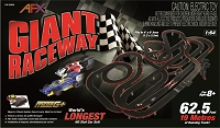 AFX Giant Raceway w/o Digital Lap Counter