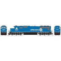 Athearn Genesis HO SD70 with DCC & Sound, NS/Ex Conrail Patch #2580