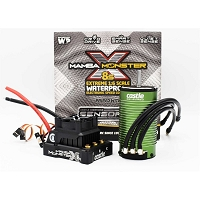 Castle Creations 1/6 Mamba Monster X 8S 33.6V WP ESC w/1717-1650KV