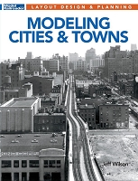 Kalmbach Modeling Cities and Towns -- Softcover