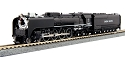Kato, N 4-8-4 FEF-3 w/dcc - Union Pacific