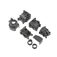Losi Diff Case Set: TENACITY ALL
