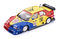 Slot.it Alfa Romeo 155 V6 TI Zolder DTM 1994 - Kris Nissen, #18 1:32 Slot Car