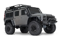 TRX-4 Scale and Trail Crawler with Land Rover® Defender® Body:  4WD Electric Trail Truck with TQi Traxxas Link Enabled 2.4GHz Radio System