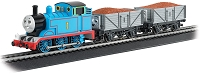 Bachmann Deluxe Thomas & The Troublesome Trucks Train Set (HO Scale)