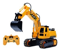 DOUBLE E R/C Excavator 1/26th Scale