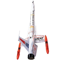 Estes, Interceptor Model Rocket Kit