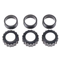 Estes 18 mm Engine Retainer Set (3)