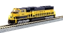 N EMD SD70MAC w/Nose Headlight - w/DCC -- Alaska Railroad #4011